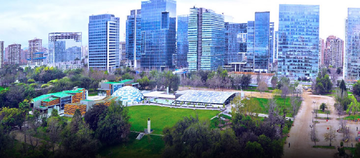 ICP 2017 Santiago Chile Conference Site At Centro Parque